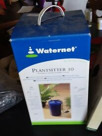 Automatic indoor watering system