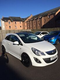 Vauxhall Corsa - 2011, Low miles, full service history, MOT until Nov 2017