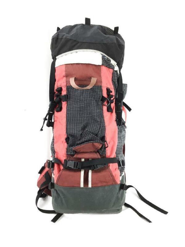 Cilorgear Worksack Red/Black Size 45L Backpacking Internal Frame Backpack