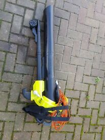 Garden Leaf Blower/Vacuum - needs new bag