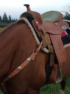15 western saddle package forsale