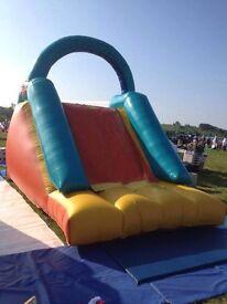 ***FOR SALE**** 8ft Inflatable Slide