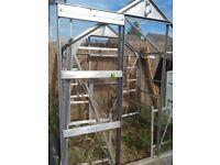 Free greenhouse 6 x 4