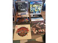 170 assorted vinyl records