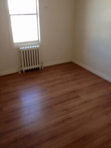 One bedroom apartment available immediately