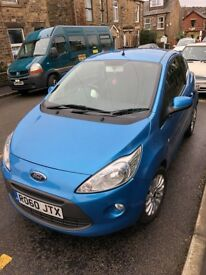 FORD KA 1.2L ALLOY WHEELS