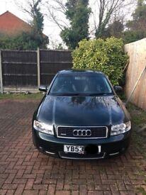 Audi A4 2.5L Quattro 2003. 180hp,