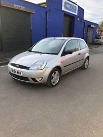 2005 FORD FIESTA ZETEC 1.4 LONG MOT