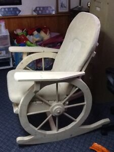 Rocking Chair New