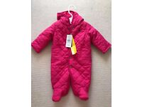 Ralph Lauren Snowsuit - Never been worn (with tags) - 3m
