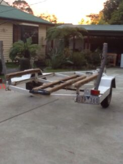 Boat trailer  The Basin Knox Area Preview