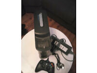 PowerMicrosoft Xbox 360 Elite 120GB Matte Black Console