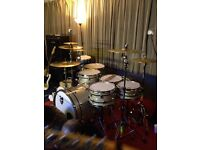 C&C CUSTOM DRUM KIT - MY CHEMICAL ROMANCE - BOB BRYAR