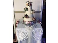 Cake stand 14 inch