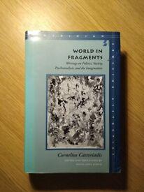 World in Fragments by Cornelius Castoriadis (Hardcover)