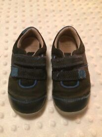 Clarks Shoes - Size 6F Infant
