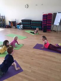 Kids Yoga And Move Class