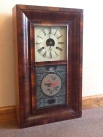 American Ogee clock