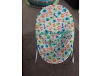 Bright Starts Baby Bouncer Excellent Condition