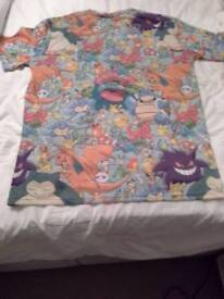 Large size pokeman t shirt,look good on a pokeman fan,brand new with labels