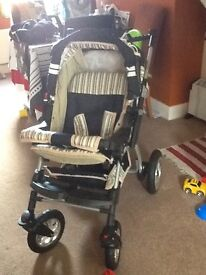 New stroller only used twice
