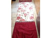 "Dunelm Mill lined curtains 64"" x 90"""