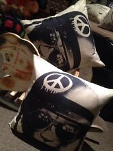Lion peace pilot cushions Epping Whittlesea Area Preview