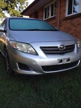 2008 Toyota Corolla Sedan With RWC and refresh 6 Months Rego Upper Mount Gravatt Brisbane South East Preview