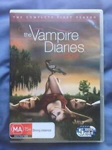 The Vampire Diaries Season 1 Greenvale Hume Area Preview