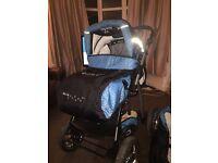 Baby Merc Junior Pram / Stroller