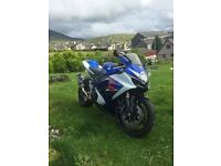 Suzuki GSX-R1000 K7. £4200 , loads of add ons (see description)