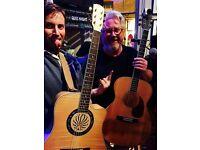 NEW Open Mic Night – Piano & Guitar - Richmond!