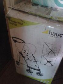 HAUCK SHOPPER SLX BUGGY TRIO SET BRAND NEW IN BOX