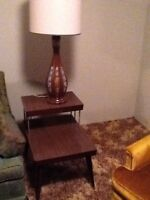 60's Side Table