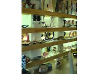 Door hanger, wood flooring & small refurbishments
