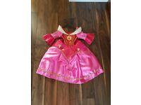 Sleeping Beauty Disney Princess Costume age 5 to 6 £5