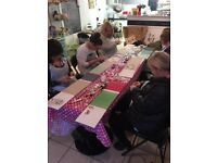 Painting And Decoupage Workshop