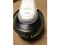 Grevillea Halo Health Fryer with Instruction Booklet