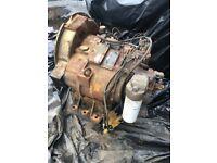 Twin Disc Marine MG-518 , 5.94:1 6.0:1 Ratio Marine Transmission / Gearbox