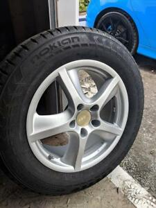 Porsche Cayenne Winter Package 18 inch Hakka R2