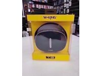 W-KING TG PORTABLE BLUETOOTH SPEAKER BRAND NEW WITH RECEIPT