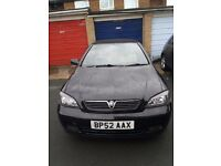 Vauxhall astra coupe swap