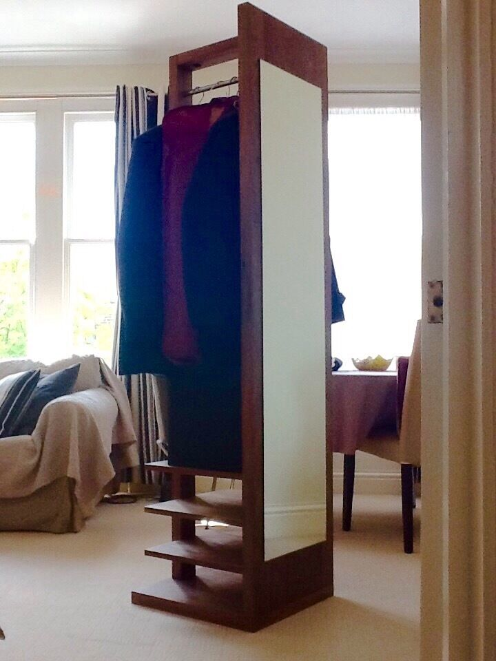Dwell freestanding Coat stand u0026 Mirror : in Hammersmith, London : Gumtree