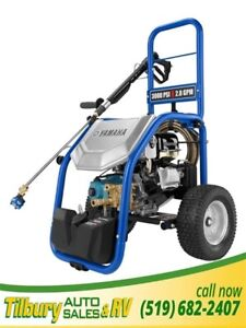 2018 Yamaha PW3028 Power Washer. 2 IN STOCK.