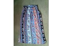 Maxi skirt -brand new