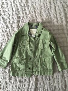 Carters 2t boys jacket.
