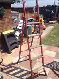step ladders good condition only £8.00