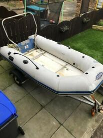 WANTED INFLATABLE DINGHY SUITABLE FOR TENDER