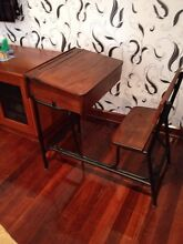 70's school desk Fremantle Fremantle Area Preview