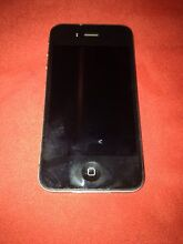 iPhone 4 black 16GB LOCKED Coombabah Gold Coast North Preview